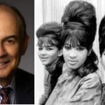 Vince Insalaco, left, and since I couldn't find a photo of Steve Ronnel, '60s girl group sensation The Ronettes.