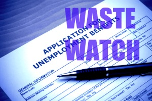 Arkansas unemployment waste