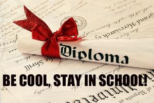 Skipping school Be_school_stay_in_school