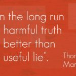 Harmful truths