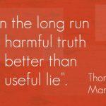 Harmful truths