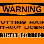 hair license