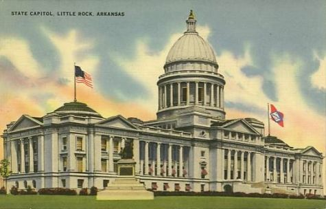 Arkansas capitol