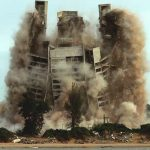Senator Teague's Building Implosion
