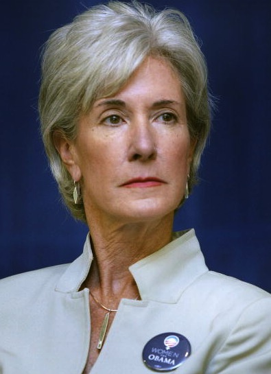 Kansas Gov. Kathleen Sebelius Campaigns For Obama In Michigan