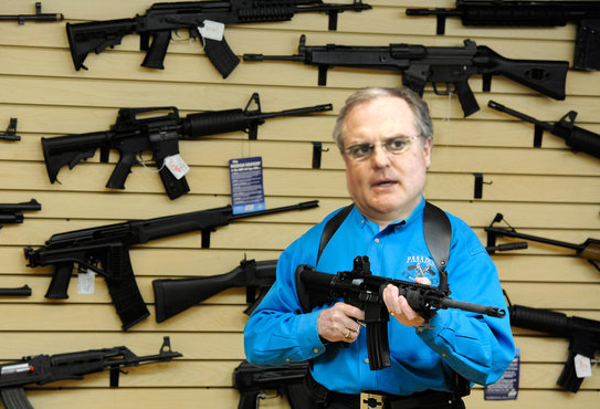 Gun Nut of the Day (for now) Senator Mark Pryor!