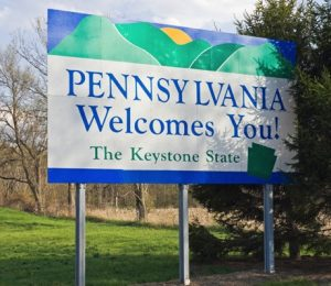pennsylvania-road-sign