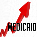 Medicaid increasing