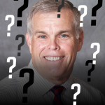 Dan Sullivan, question mark