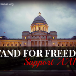 Will You Stand With Us For Freedom?