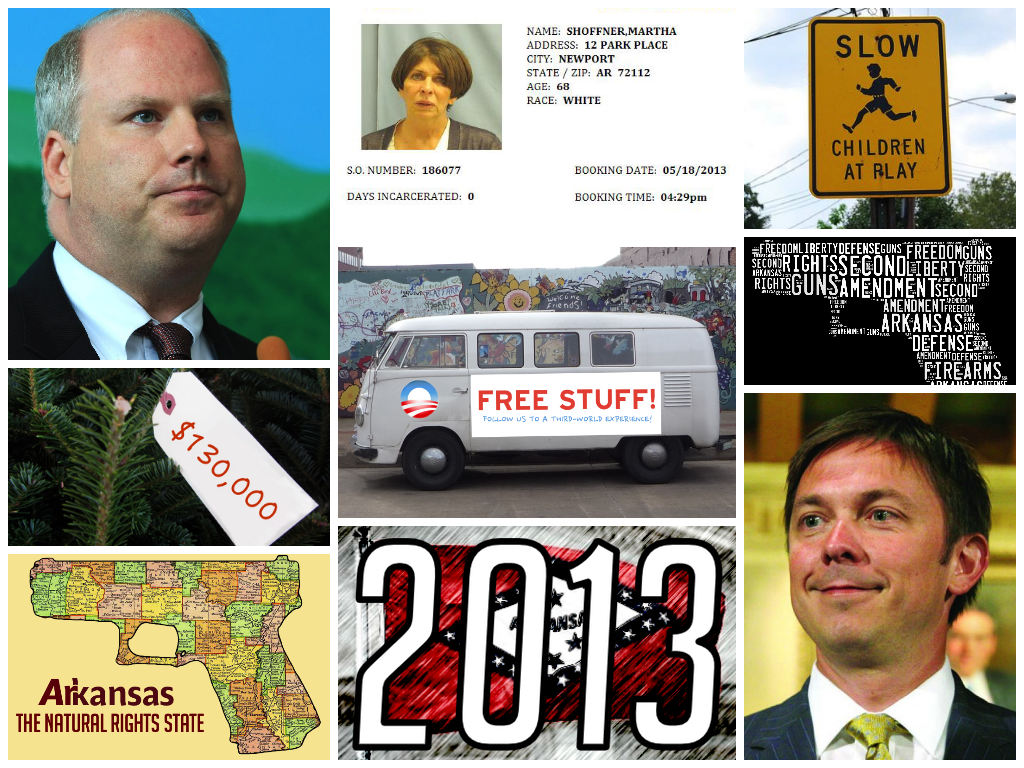2013 collage
