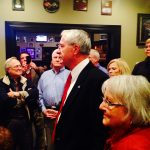Cooper Defeats Rockwell In Landslide Victory