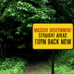 govt ahead, turn back