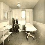 Stanford University Hospital anesthetic room