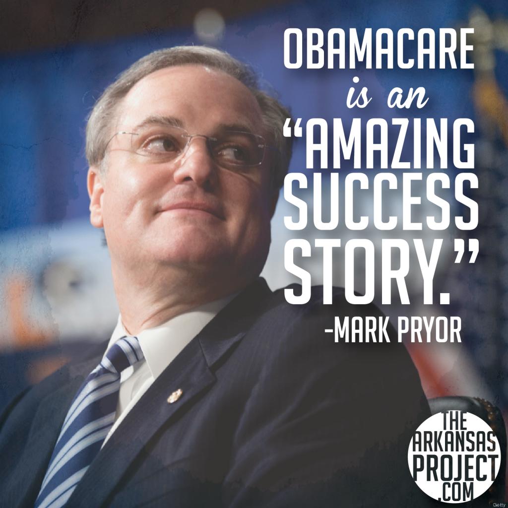 Pryor Obamacare Success Story