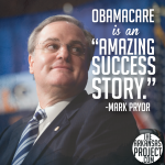 Pryor Obamacare Success Story