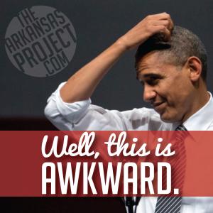 Awkward Obama