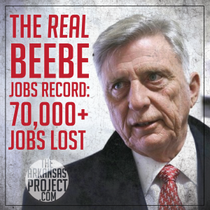 Real Beebe Job Numbers
