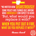 Sowell (Replacing Fire)
