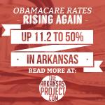 Obamacare Increasing Again