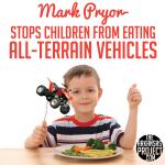 Sen. Pryor Stops Kids from Eating All-Terrain Vehicles