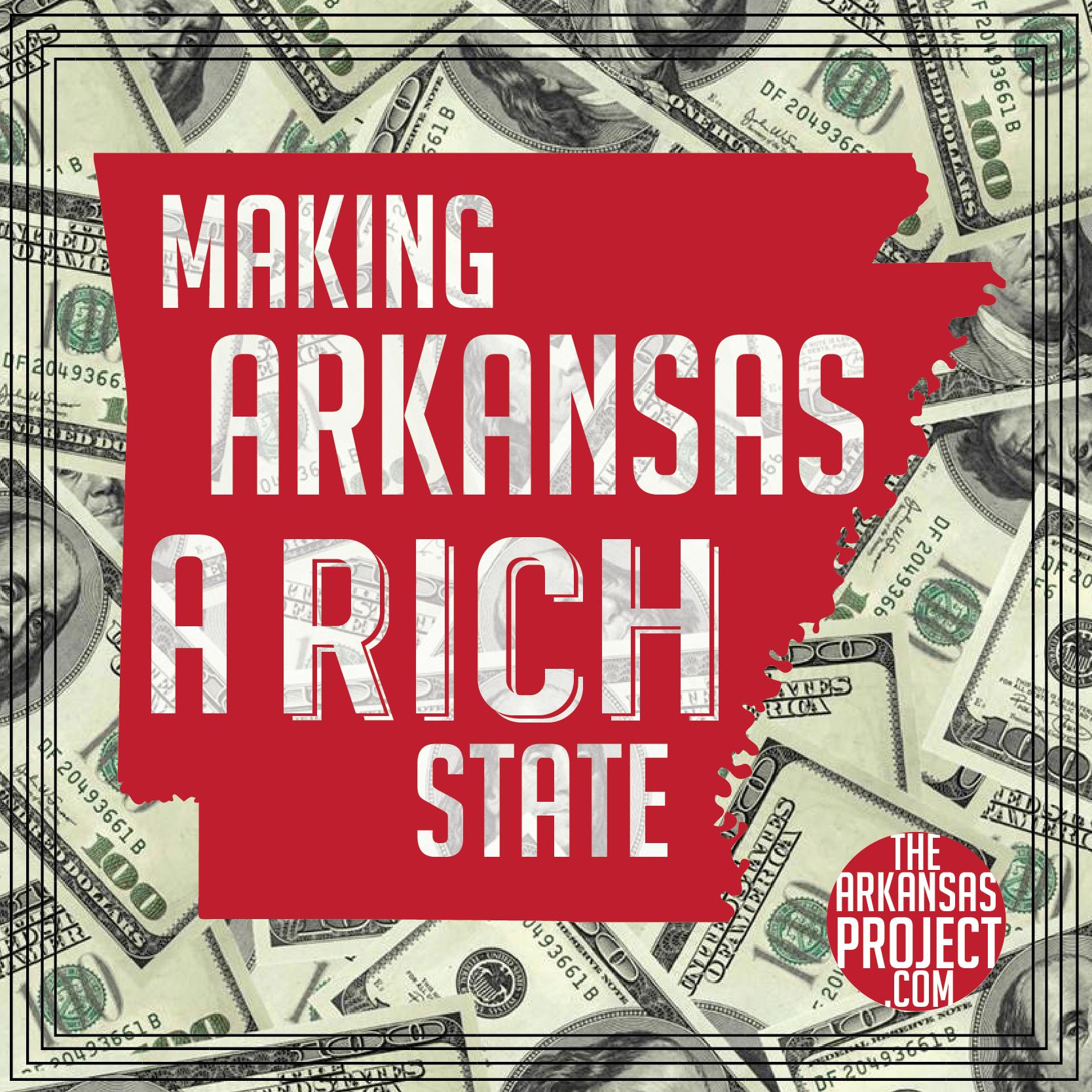 STUDY: Arkansas's Economic Outlook Falls In 2017