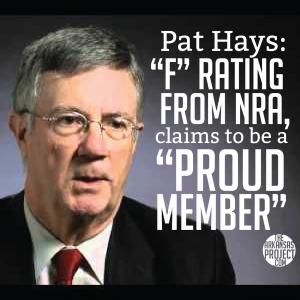 Pat Hays (NRA)