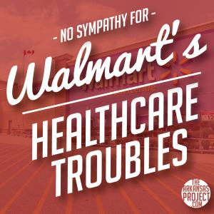 Walmart (No Sympathy for Joo!)