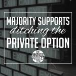 Private Option (Majority Exit)