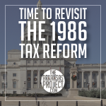 Time to Revisit the '86 Tax Reform — In America and Arkansas