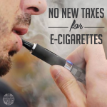 No New Taxes Placed On E-Cigs In Arkansas