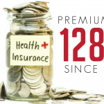 Report: Premiums Up 128 Percent Since '13