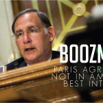 "Boozman: Paris Agreement ""Not In America's Best Interest"""