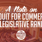 A Note on Conduit for Commerce's 2017 Legislative Rankings