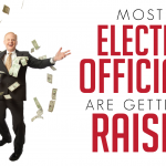 Commission Approves Raises For Most Elected Officials