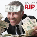 Do Lawyers Ever Rip Off Their Clients? Don't Ask Paul Harrell!