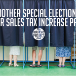 Another Special Election, Another Sales Tax Increase Passes
