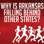 Why is Arkansas Falling Behind Other States?