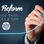 Report: Tax Reform Would Raise Wages, GDP