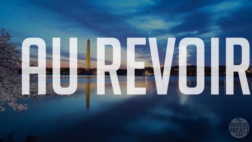 Au Revoir The Arkansas Project