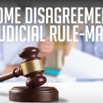 Some Disagreement on Judicial Rulemaking