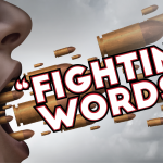 """""""Fighting Words"""" and SJR8"""