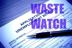 Arkansas unemployment waste