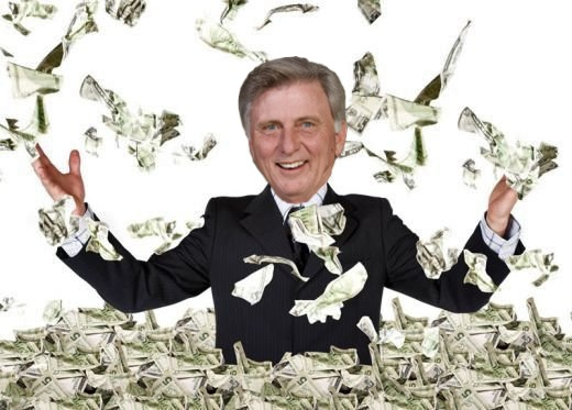 "Mike Beebe can make it rain money -- we just have to say ""yes."""