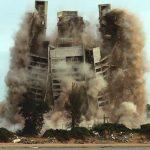 Senator Teague's Building Implosion