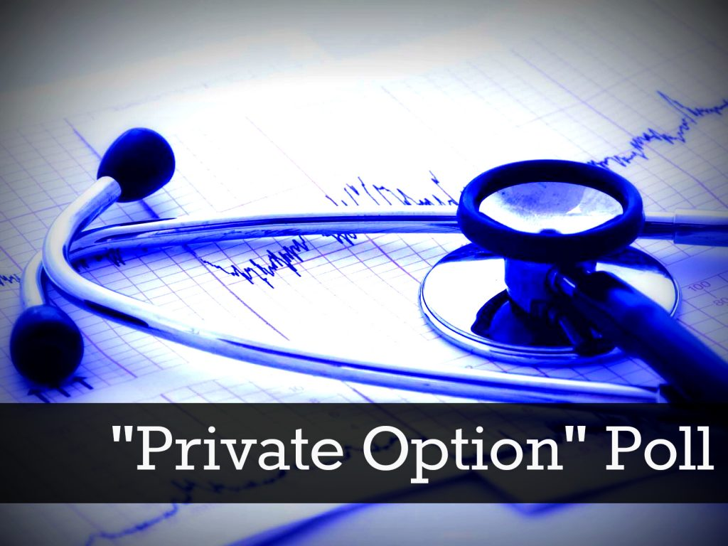 private option poll