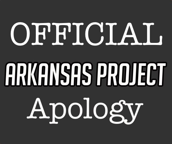 tap apology