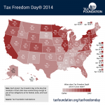 Happy (Belated) Tax Freedom Day, Arkansas: You Now Have Permission To Keep Your Money