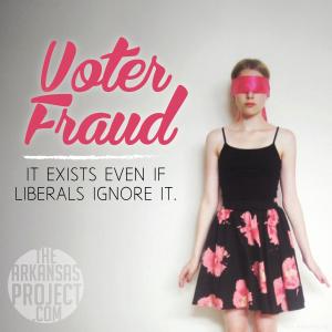 Voter Fraud (Blindfold)