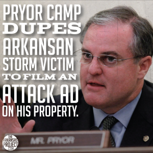 Tornado - Pryor Camp Attack Ad